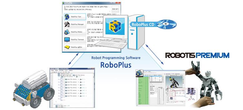 RoboPlus Studio