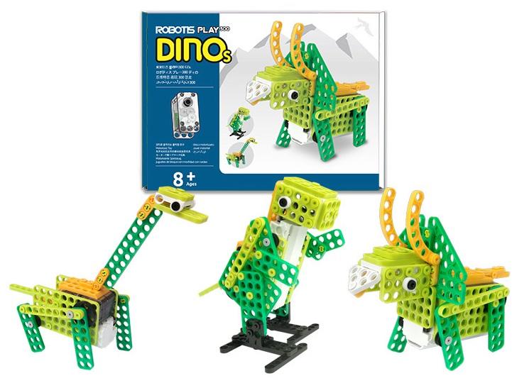 robotis play dino