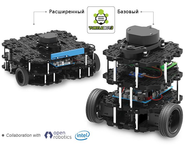 Платформа turtlebot 3